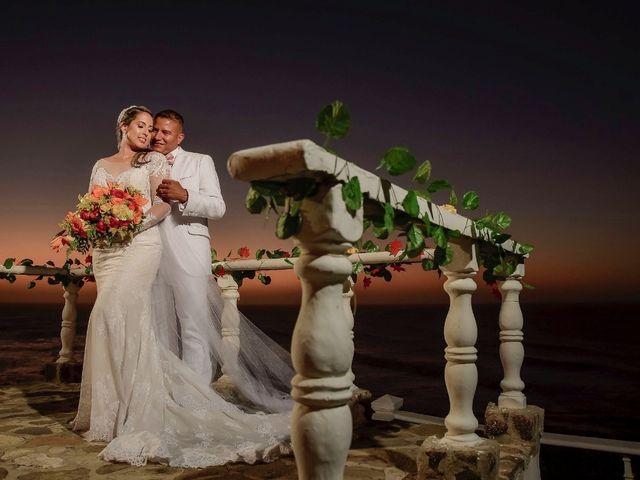 El matrimonio de Paola y Edwin