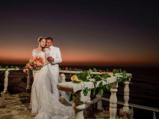 El matrimonio de Edwin y Paola en Puerto Colombia, Atlántico 6