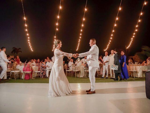 El matrimonio de Edwin y Paola en Puerto Colombia, Atlántico 7