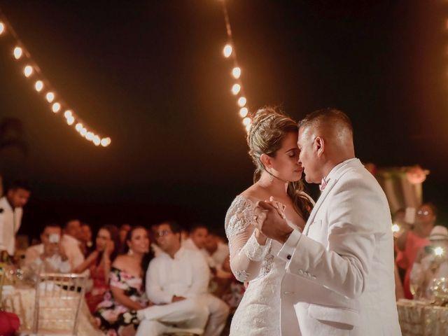 El matrimonio de Edwin y Paola en Puerto Colombia, Atlántico 8