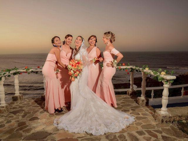 El matrimonio de Edwin y Paola en Puerto Colombia, Atlántico 13