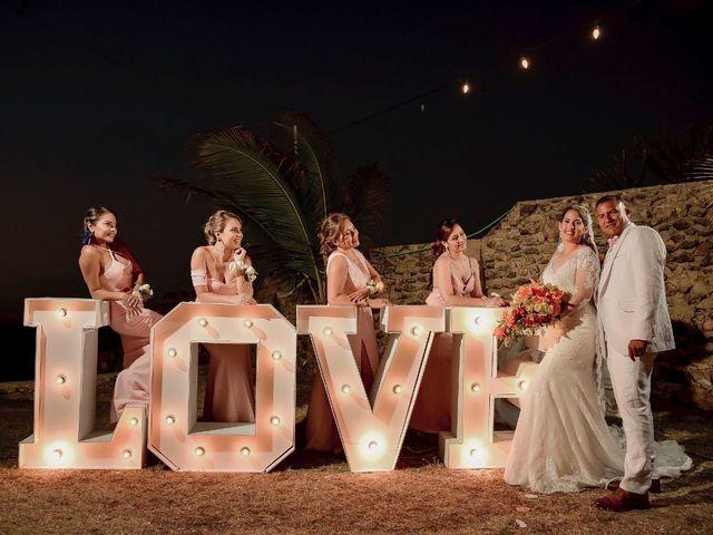 El matrimonio de Edwin y Paola en Puerto Colombia, Atlántico 14