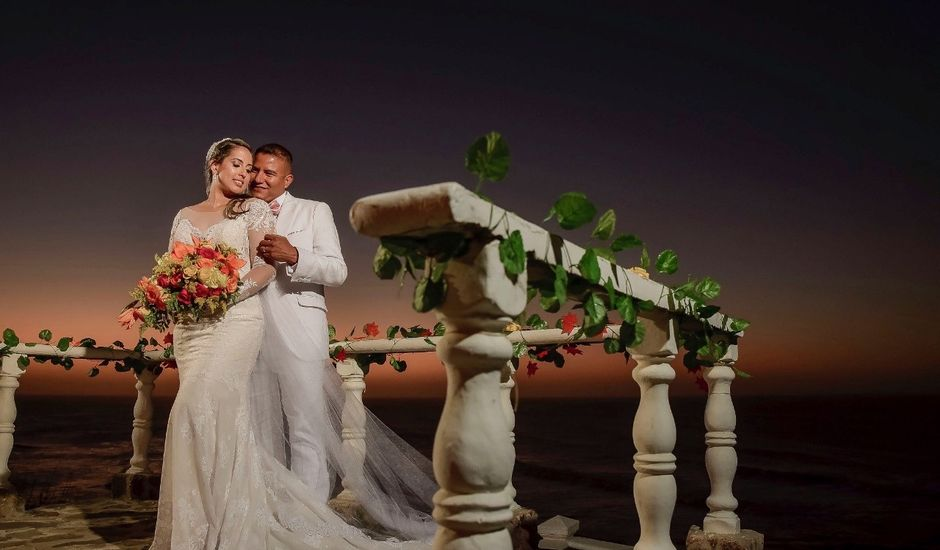 El matrimonio de Edwin y Paola en Puerto Colombia, Atlántico