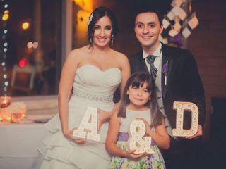 El matrimonio de Ana María  y Daniel 2