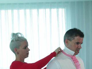 El matrimonio de Patricia y Jamie 1