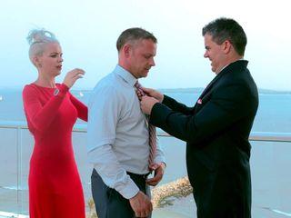 El matrimonio de Patricia y Jamie 2