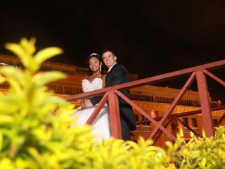 El matrimonio de Patricia y Jamie