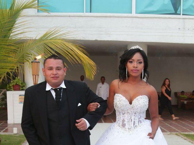El matrimonio de Jamie y Patricia en Cartagena, Bolívar 16