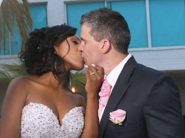 El matrimonio de Jamie y Patricia en Cartagena, Bolívar 18