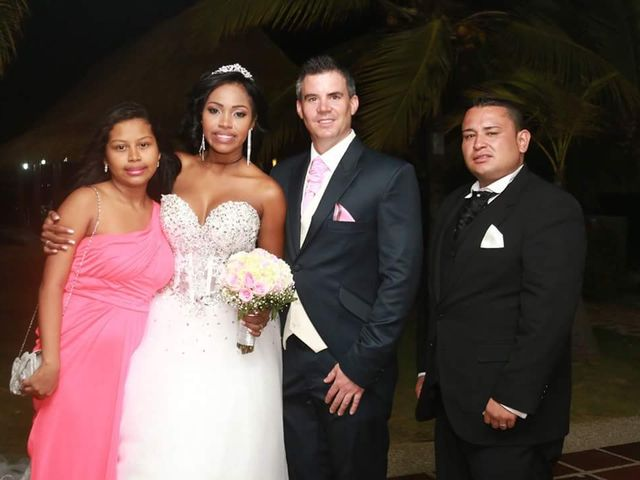 El matrimonio de Jamie y Patricia en Cartagena, Bolívar 20