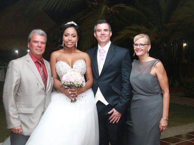 El matrimonio de Jamie y Patricia en Cartagena, Bolívar 21