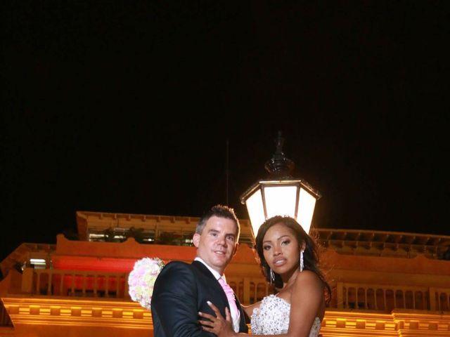 El matrimonio de Jamie y Patricia en Cartagena, Bolívar 1