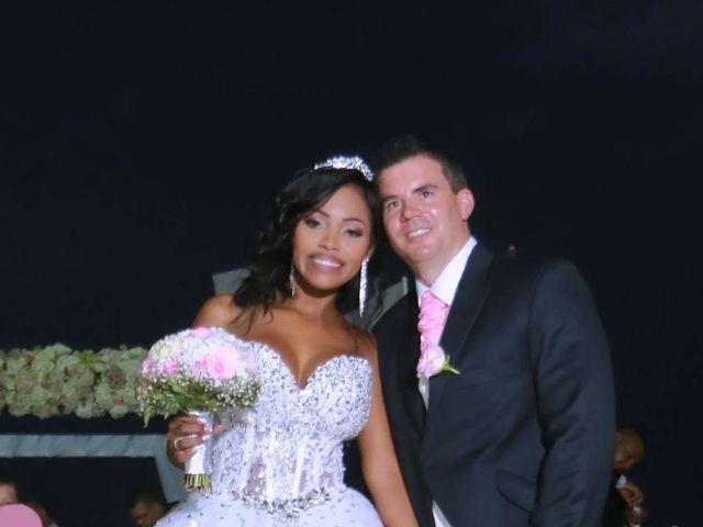 El matrimonio de Jamie y Patricia en Cartagena, Bolívar 22