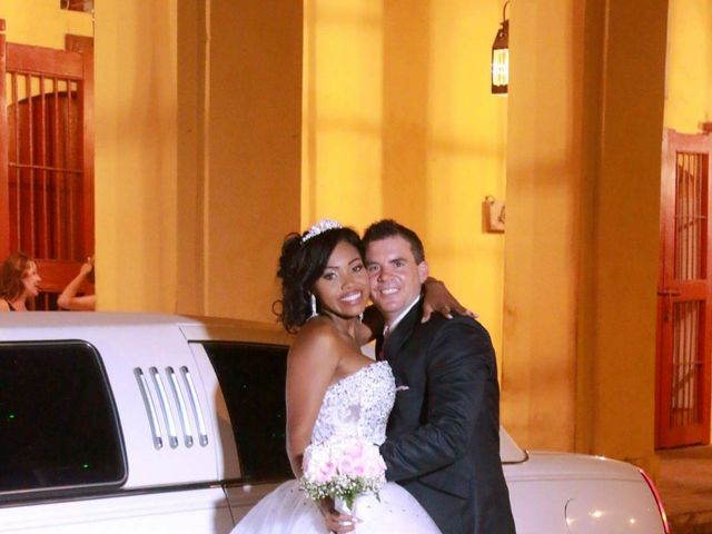 El matrimonio de Jamie y Patricia en Cartagena, Bolívar 24