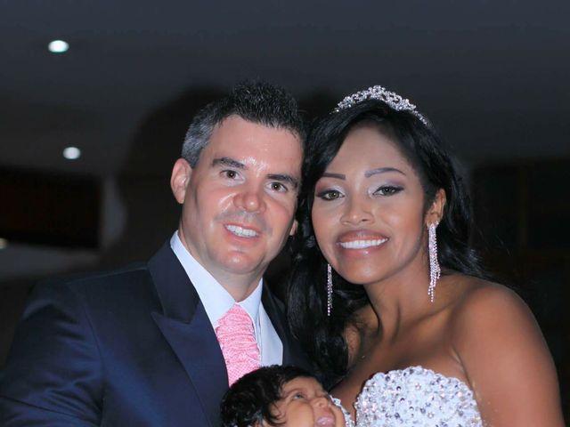 El matrimonio de Jamie y Patricia en Cartagena, Bolívar 28