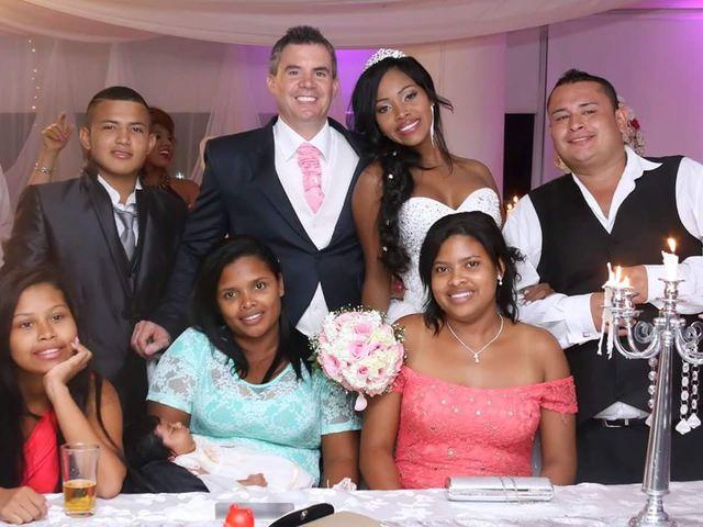 El matrimonio de Jamie y Patricia en Cartagena, Bolívar 32