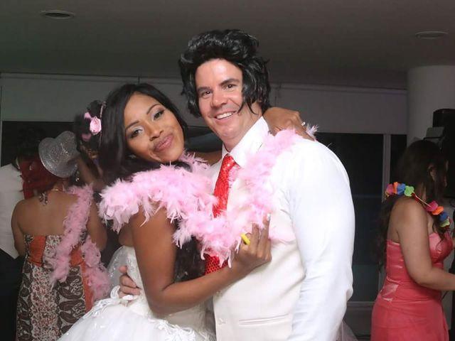 El matrimonio de Jamie y Patricia en Cartagena, Bolívar 35
