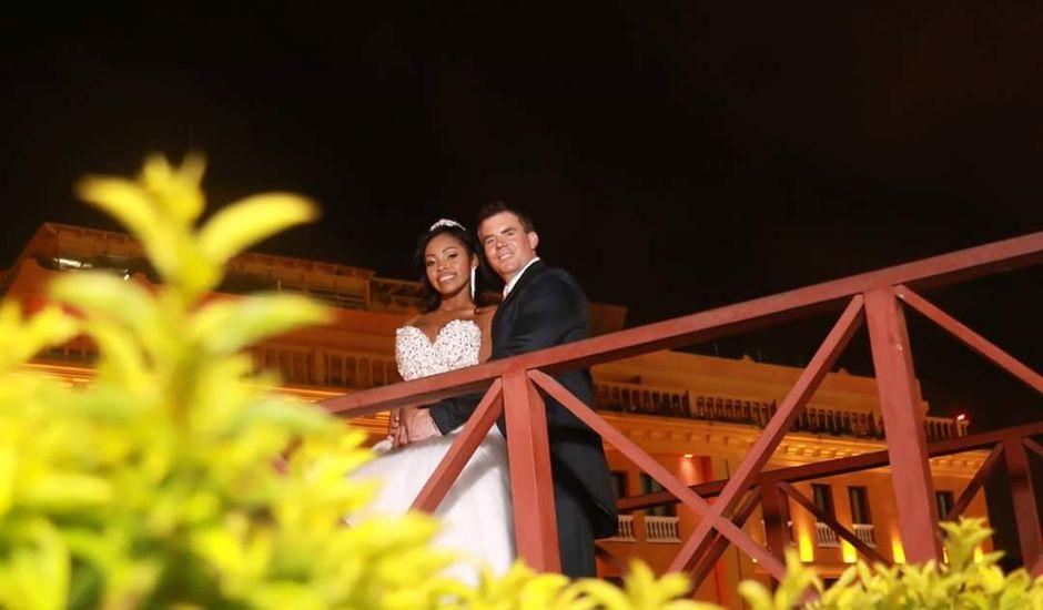 El matrimonio de Jamie y Patricia en Cartagena, Bolívar
