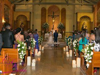El matrimonio de Yina y Gabriel 1