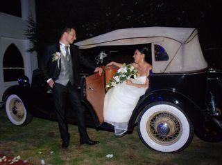 El matrimonio de Alejandra y Michael 3
