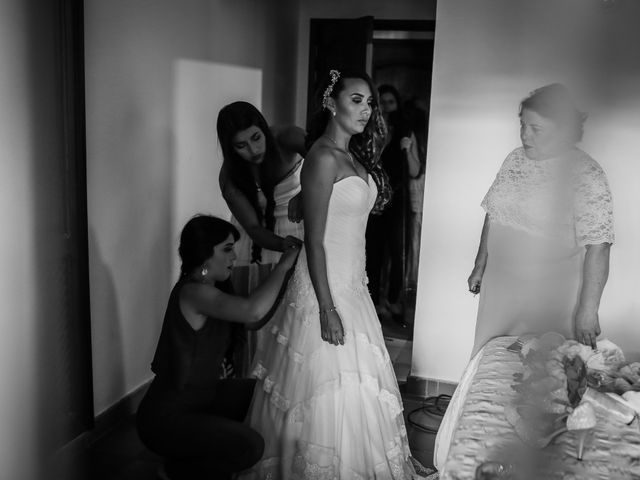 El matrimonio de Jorge y Lorena en Bucaramanga, Santander 1