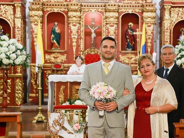 El matrimonio de Javier y Erika en Ibagué, Tolima 14
