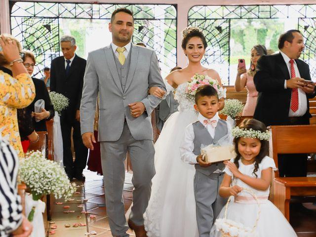 El matrimonio de Javier y Erika en Ibagué, Tolima 16