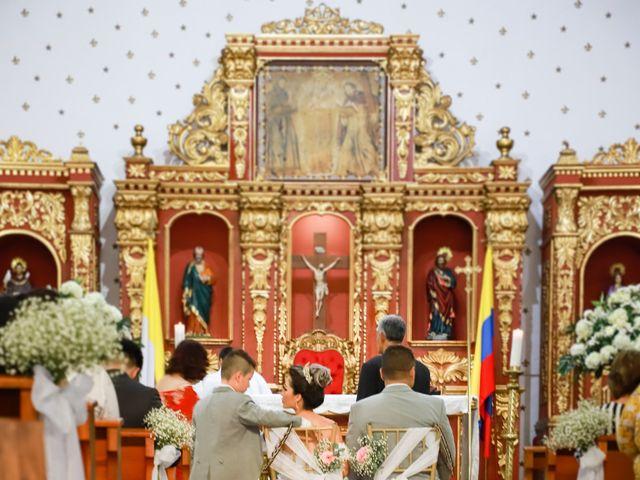 El matrimonio de Javier y Erika en Ibagué, Tolima 17