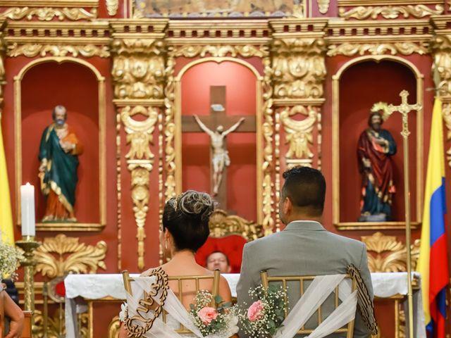 El matrimonio de Javier y Erika en Ibagué, Tolima 19
