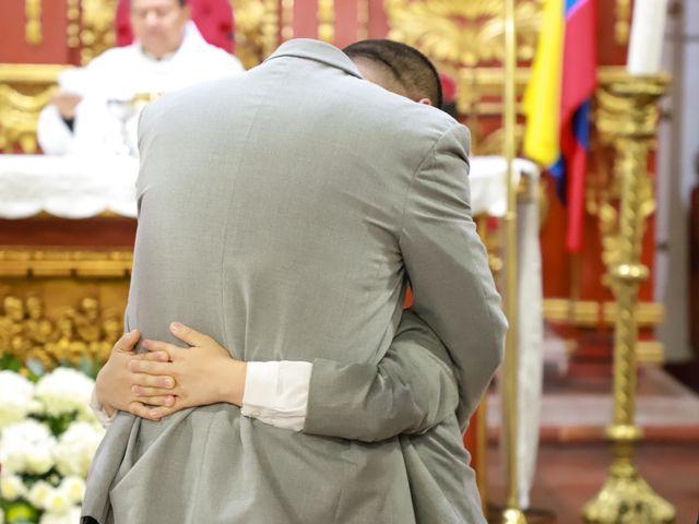 El matrimonio de Javier y Erika en Ibagué, Tolima 28