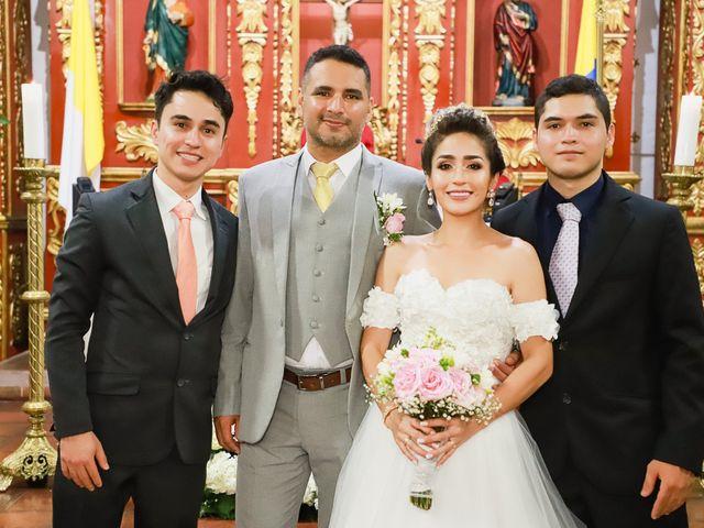 El matrimonio de Javier y Erika en Ibagué, Tolima 33
