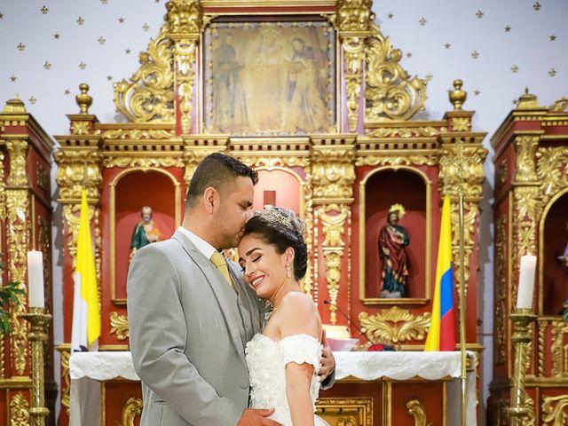 El matrimonio de Javier y Erika en Ibagué, Tolima 36