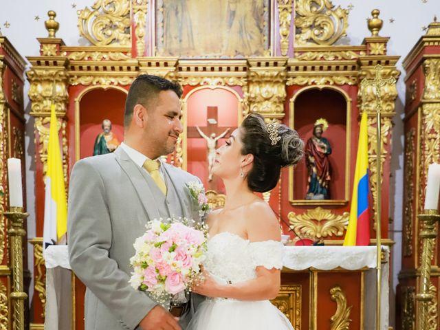 El matrimonio de Javier y Erika en Ibagué, Tolima 38