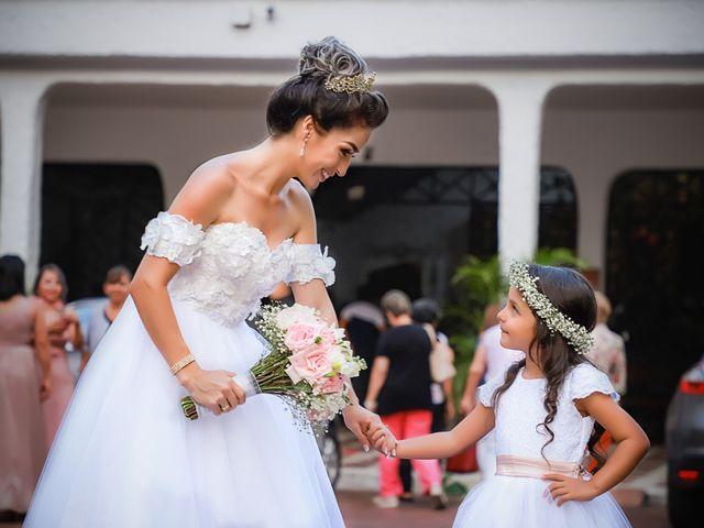 El matrimonio de Javier y Erika en Ibagué, Tolima 42