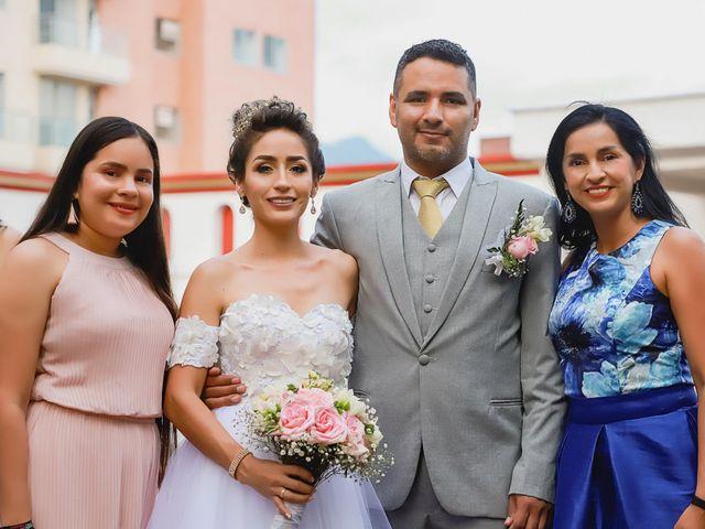El matrimonio de Javier y Erika en Ibagué, Tolima 44