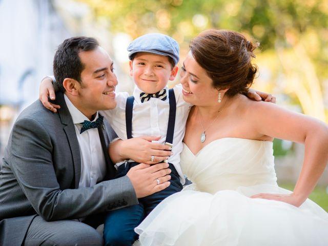 El matrimonio de Ana María y Alvaro