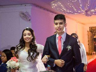 El matrimonio de Eli y Felipe 1