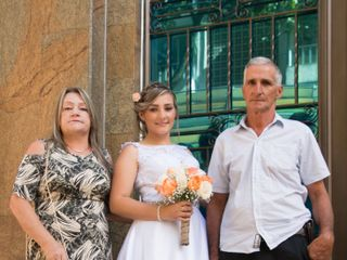El matrimonio de Mónica y Satiago 1