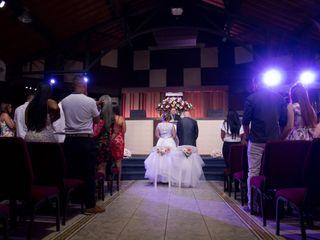 El matrimonio de Mónica y Satiago 3