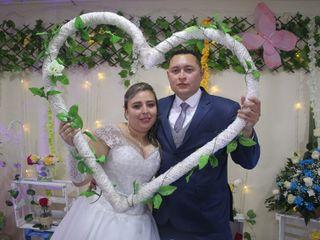 El matrimonio de Karenn Lizeth  y Eduard Alberto