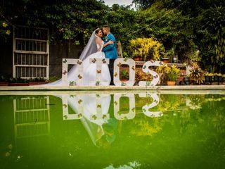 El matrimonio de Laura y Douglas
