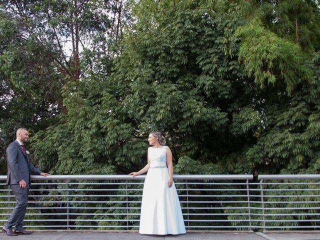El matrimonio de Satiago y Mónica en Medellín, Antioquia 15