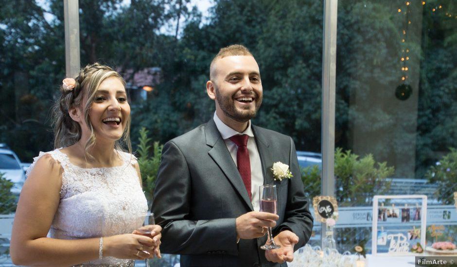 El matrimonio de Satiago y Mónica en Medellín, Antioquia