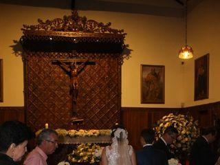 El matrimonio de Manuel Federico y Sandra Milena 1