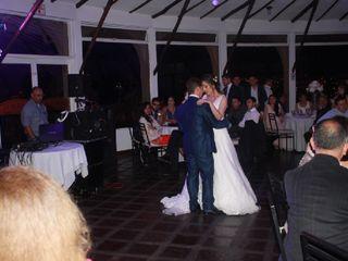 El matrimonio de Manuel Federico y Sandra Milena