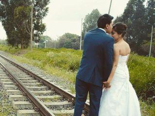 El matrimonio de Carolina y Sergio 1