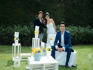 El matrimonio de Carolina y Sergio