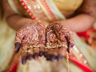 El matrimonio de Krupa y Amit 2