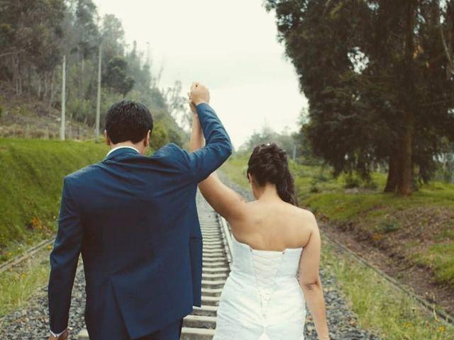 El matrimonio de Sergio y Carolina en Chía, Cundinamarca 4