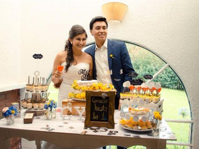 El matrimonio de Sergio y Carolina en Chía, Cundinamarca 6